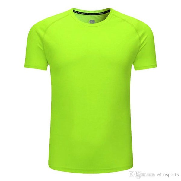 Men Polo short sleeved tennis shirts quick dry Sport clothes Kit Badminton shirt for outdoor Soccer Running t-shirt Sportswea-98