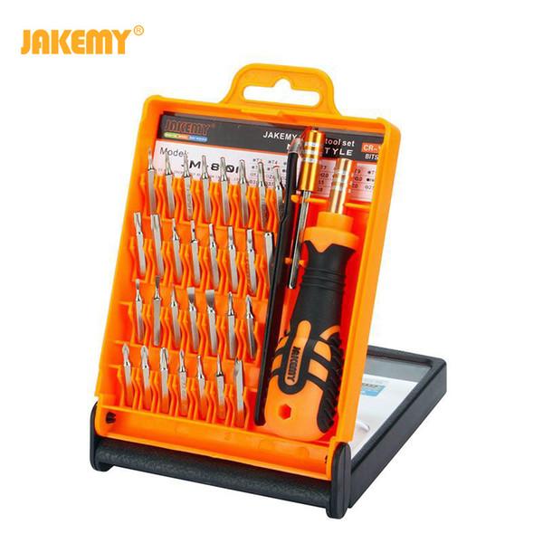 33 en 1 destornillador de la precisión de desmontar para su portátil Tablets Telefonía Informática PC reloj Mini Kit de herramientas de reparación electrónica