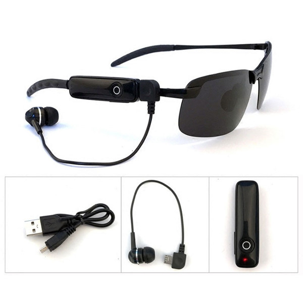 Fashion Wireless Bluetooth Sunglasses Bluetooth Headset Sunglasses Stereo Wireless Sports Headphones hands-free headset mp3 music player