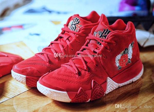 Envío Zapatos Año Para Compre Nuevo Gratis Hombre Para Chino Kyrie hdosrBtQxC