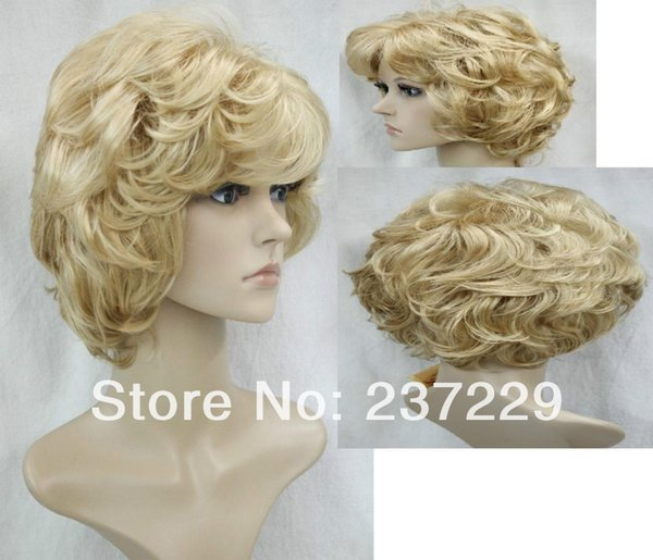 Wholesale price Hot Sell TSC ^^^^^^new charm colorful lolita wig beautiful curls long Wig costume women wig