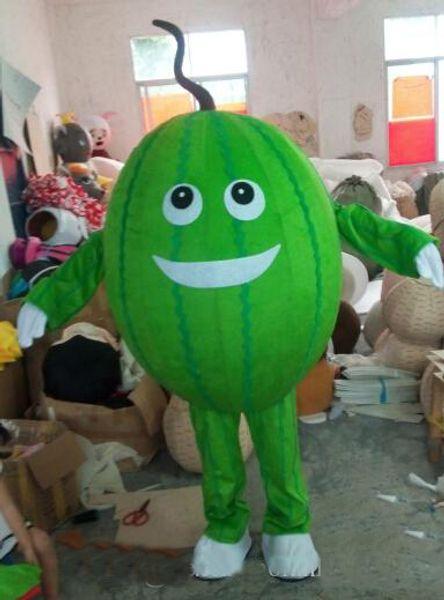 2019 High quality hot Four style EVA Material watermelon Mascot Costume Fruit Cartoon Apparel Halloween Birthday party