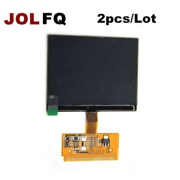 2PCS/LOT 2019 New Arrival For Audi VW A3 A4 A6 LCD display LCD Display Audi A3 A4 A6 Cluster