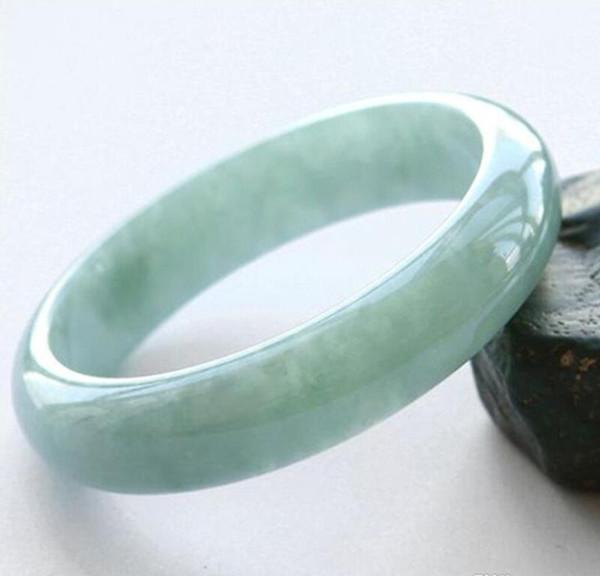 Bracelet en Jade Naturel de diamètre 52mm-62mm Livraison gratuite