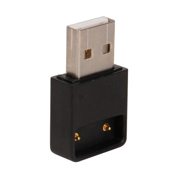 Manyetik USB Şarj Kablosuz Şarj V2 COCO j-u-u-l Pod Vape Kalem Elektronik Sigara Aksesuar Için Düz Piller başlangıç kitleri