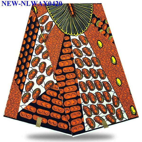 Veritable wax hollandais guaranteed real dutch wax high quality pagne hollandais 6yards african ankara sewing fabric