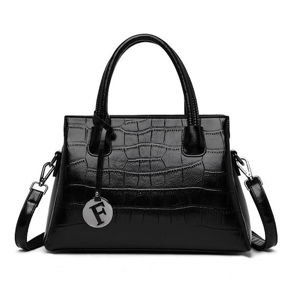 2019 donne eleganti borse a tracolla moda Top-handle femminile Tote di lusso Borse Borse da donna Designer Crossbody Sac A Main