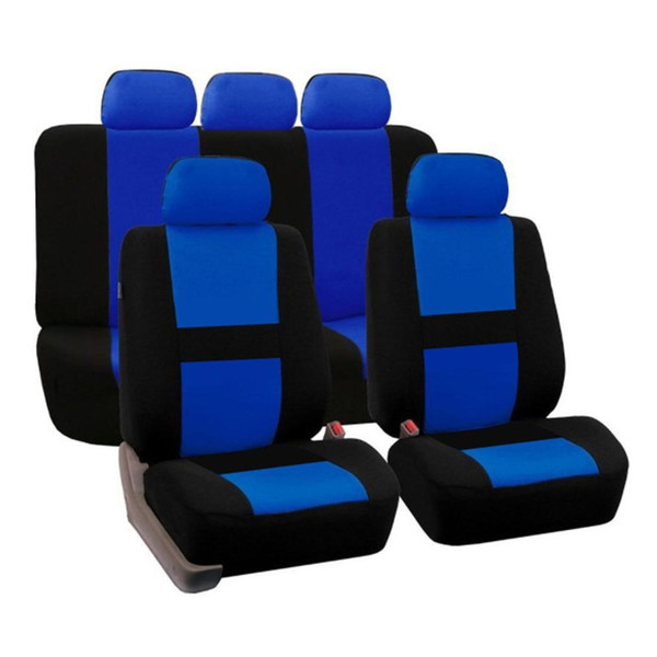 9 Pcs/Set Four Seasons Universal Car Seat Cushions Automobiles Car Seat Covers Universal application fits for almost all seats
