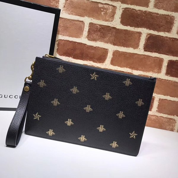 495066 FASHION WOMEN REAL LEATHER CLUTCH WALLET BAG LONG CHAIN WALLETS KEY CARD HOLDERS PURSE CLUTCHES EVENING BAG