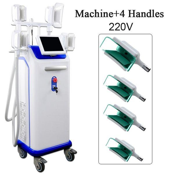 220V/4 Handles
