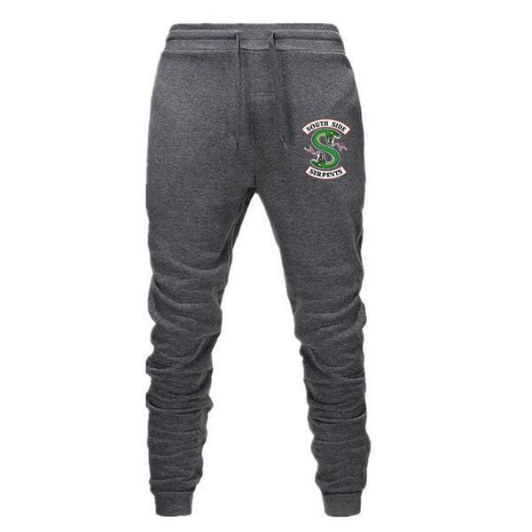 Hot 2019 New Riverdale Sweatpants Men Casual Sports Pants Men and Women Trousers Women Sweat Pants Female Plus Size pants