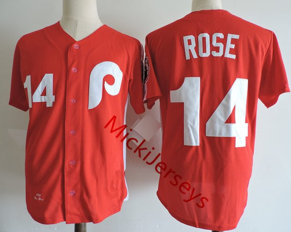 14 Pete Rose Filadelfia
