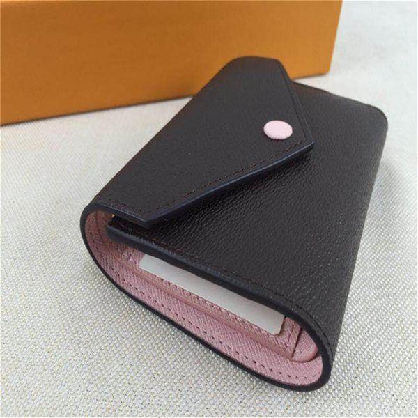 best selling Wallets Womens Wallet Purses Fold Wallet Men Short Long Wallets Card Holder Passport Holder Lady Folded Purse Ladies Coin Pouch 27 4896