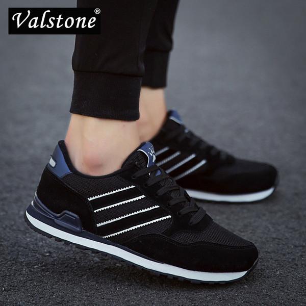 a60c02406a4 Valstone XL extra grande tamanho 49 tênis dos homens respirável Malha de ar  ao ar livre
