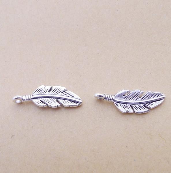 A2514 Ancient Silver 200 / Clad Alliage Feuille Bijoux Pièces En Gros DIY Bijoux Pièces Rétro DIY 0.7G