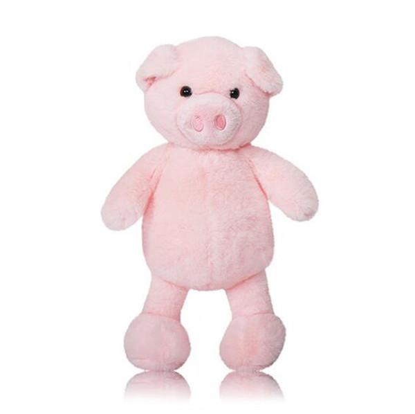 "Plush Pig Dolls Piggy Stuffed Animal Toys Best Gift Soft Pink 13"""