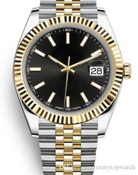 Heiße Uhr 41mm Edelstahl der Verkaufs V3 Mens passt mechanische automatische Uhren Präsidenten-Desinger Mens 2813 auf Freies Verschiffen