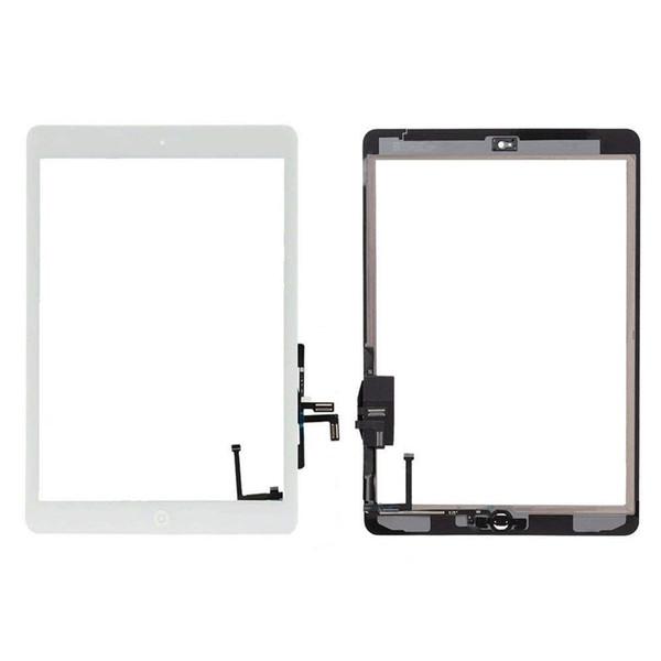 Novo 2017 a1822 a1823 tela sensível ao toque para ipad 5a geração 5 externo digitador painel frontal de vidro