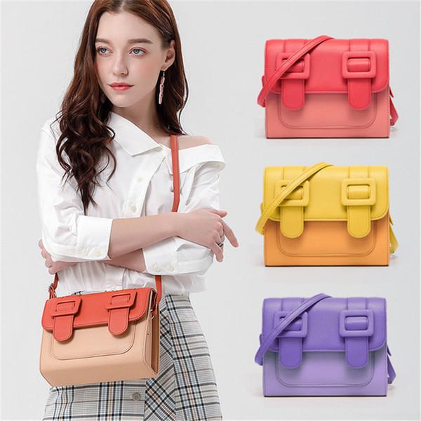 19 nouvelle arrivée mode filles designer sac à bandoulière multicolore femmes designer sac à bandoulière en gros haute qualité femmes sac