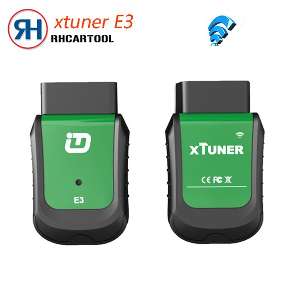 XTUNER E3 wifi Full Systems Car Diagnostic Tool Free Car software easydiag 3.0 OBDII/EOBD Code Reader VPECKER Multi-language
