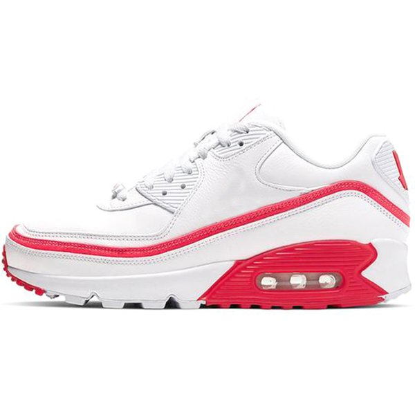 UNDEFEATED White Red