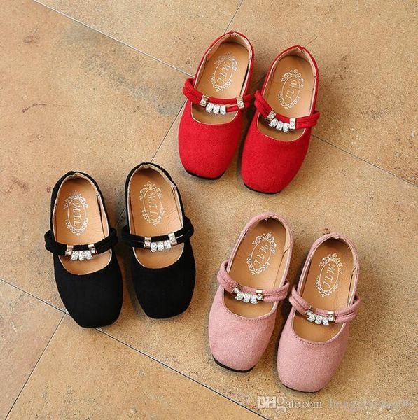 Enfants Chaussures De Sport Enfants Chaussures De Sport Bébé Garçons Et Filles Baskets Nouveau Mode Casual Chaussure Bébé Enfant 3colors Pointure 26-30