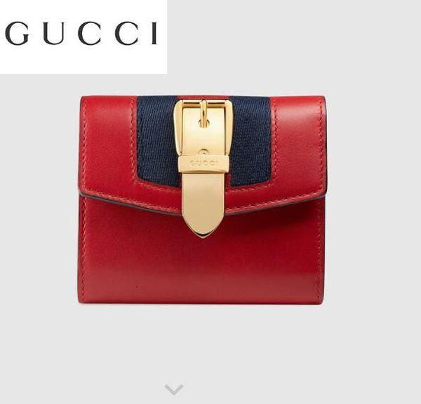Sylvie cuero 476081 cartera billetera CADENA fruncen bolsos de hombro de Crossbody de la correa del bolso Bolsas Embragues exóticos W351