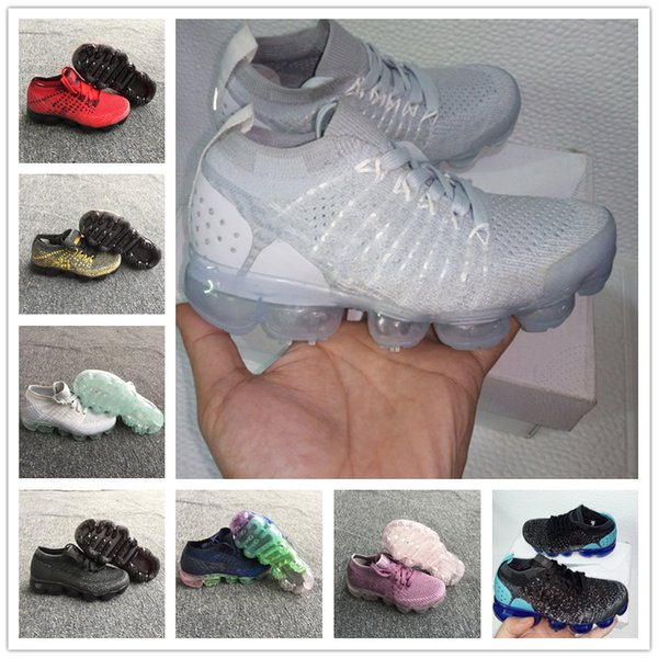 Großhandel Nike Air Max Airmax Vm Kind Jungen Mädchen Air Flair Turnschuhe Laufschuhe Kinder Sportschuhe Kinder Schuhe Ausbildung Sport Sneaker