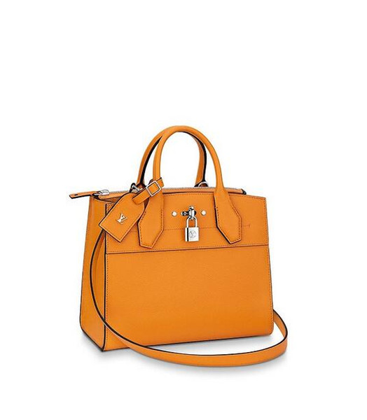 M54732 City Steamer PM WOMEN HANDBAGS ICONIC BAGS TOP HANDLES SHOULDER BAGS TOTES CROSS BODY BAG CLUTCHES EVENING