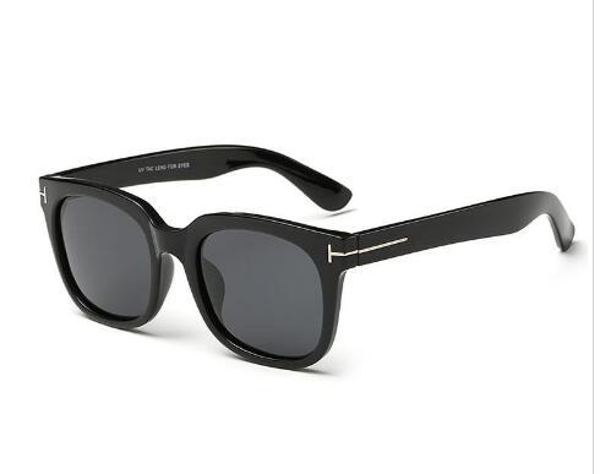 Hot sale Fashion Tom Brand Designer Polarized Sunglasses Mens Womens TF Sun glasses UV400 Oculos masculino Male TR90 Eyewear