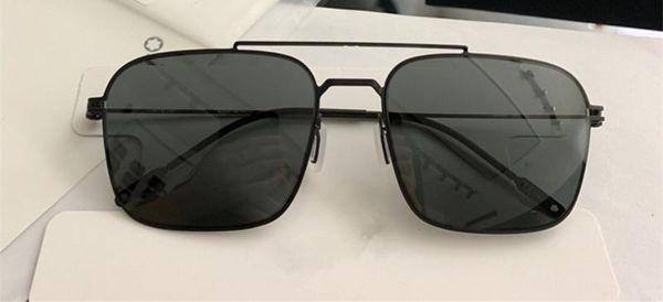 003S Óculos De Sol De Luxo Para homens Popular Designer Quadrado Completo Quadro UV400 Lens Estilo De Moda De Verão Clássico Designer Vem Com Pacote 003