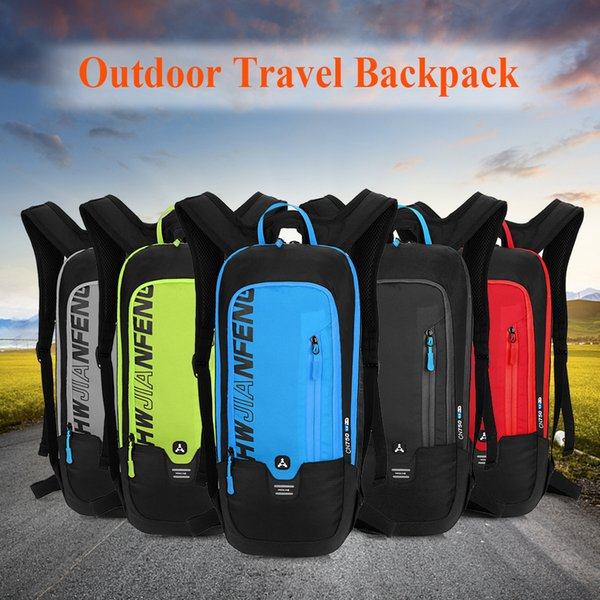 NEW Bicycle Backpack Rainproof Sport Bag Outdoor Sport Bike Travel Daypack Riding Running Camping Traveling Hiking Bag