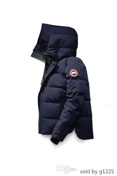 2019 new canadian winter mens bomber homme parka jassen camouflage outerwear hooded fourrure manteau goose down jacket coat hiver doudoune thumbnail