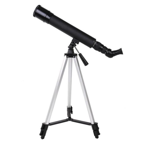 FIRECLUB 20-60x60 Astronomical Telescope With Portable Tripod Monocular Telescopio Space Observation Telescope Spotting Scope