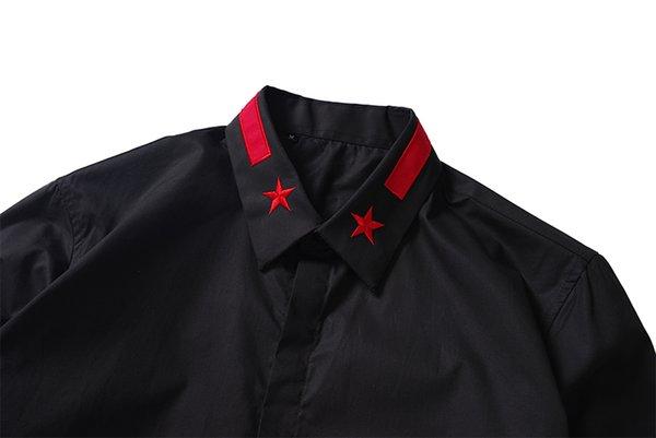 Red Black Star G / S05