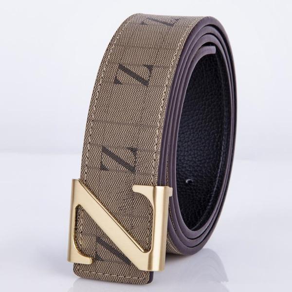 Fashion Z buckle ceinture mens Luxury belt for Women genuine leather Belts for men designer belts men high quality waistband