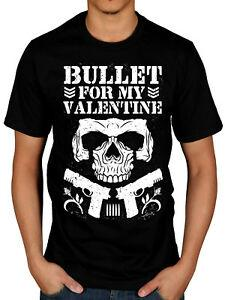 Camiseta oficial Bullet For My Valentine Club Bullet Temper Temper The Poison