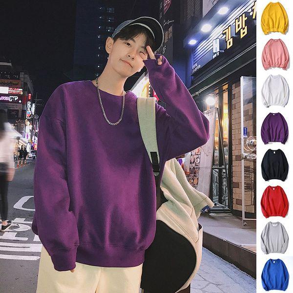 Privathinker Männer Harajuku Hoodies Sweatshirts Übergroße Herren Japanische Streetwear Schwarzer Hoodie Männliche Hiphop Winter Hoodies