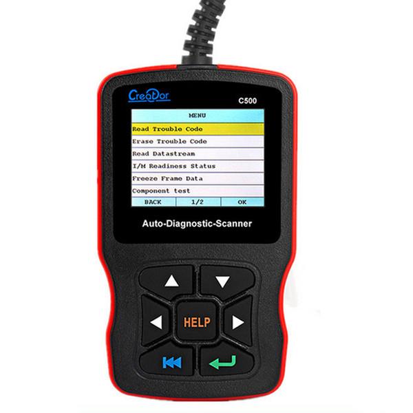 Creator C500 Code Reader Diagnostic Scanner For OBDII / EOBD / BMW/ Honda/  Acura UK 2019 From Zrigo, UK $$100 51   DHgate UK