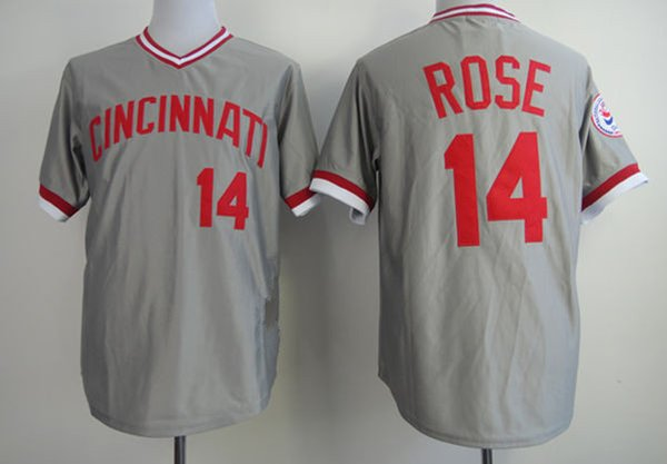 14 Pete Rose Cincinnati
