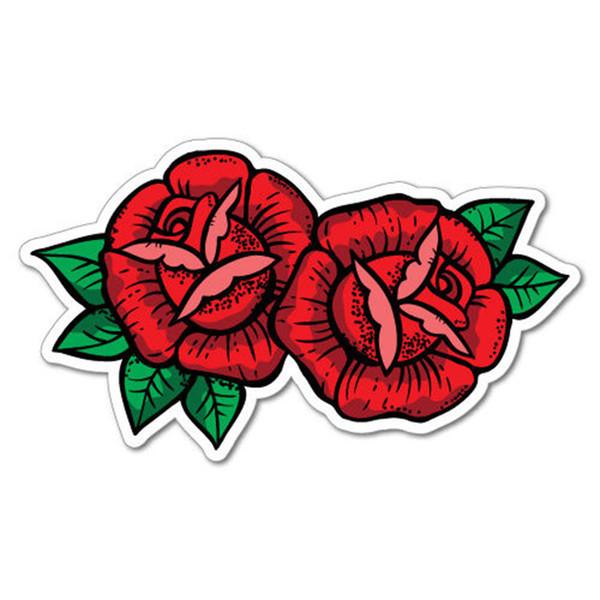 Dagger Head To Sticker Tattoo Art Sailor Vinyl Accessories Decorative Personality Car Decal