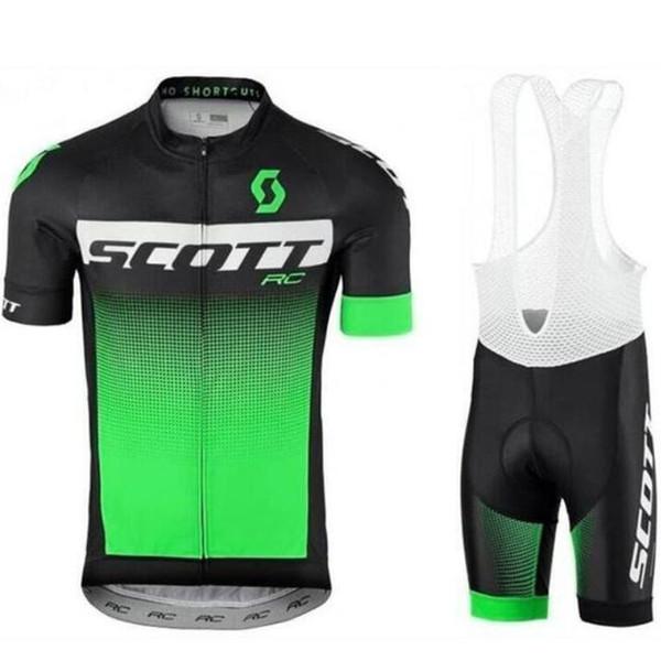 scott Despicable Me Minions Men Cycling Jersey bib shorts Funny Bike Wear Clothes Short Bib set