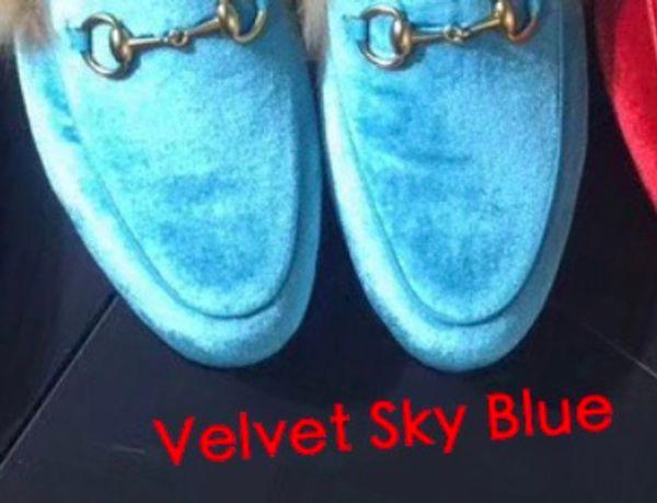 Velvet Sky Azul