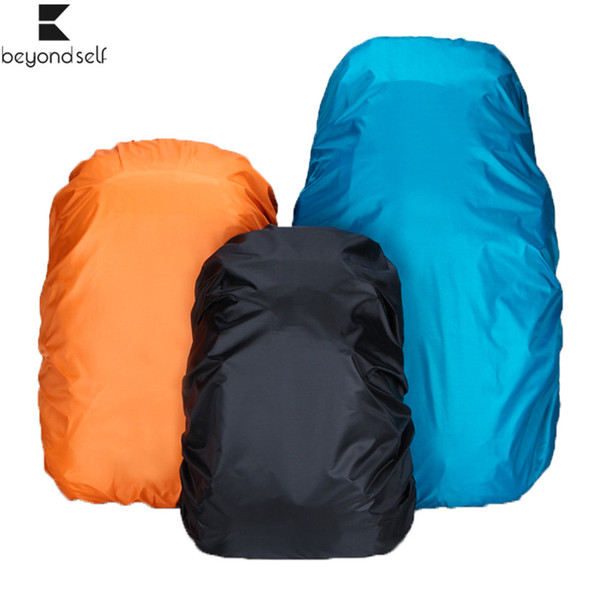 45L 60L 70L 80L Rain Cover Waterproof Backpack Cover Outdoor Hiking Camping Climbing Bicycle Ski Rainproof Rucksack Protect Case
