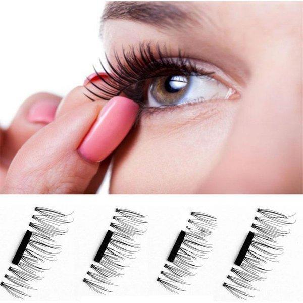 4pcs Eyelashes