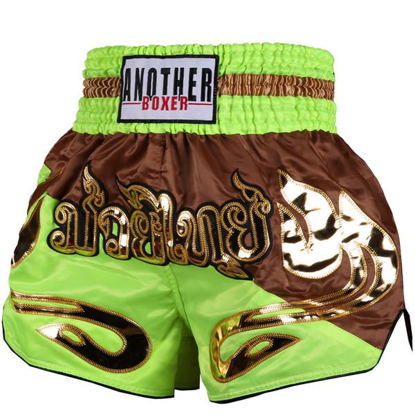 Boxing Shorts for Men Printing Kids Shorts Fighting Muay Thai Training Pants Gym Sanda Sports Clothing kickboxing boxeo
