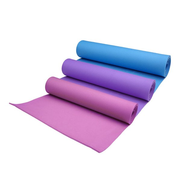 6MM EVA Yoga Mat Exercise Pad Soft Thick Non-slip Folding Gym Fitness Mat Pilates Supplies Non-skid Floor Play
