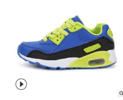 2019Hot Sale Brand Children Casual Sport Shoes Boys And Girls Sneakers Children's Running Shoes For Kids