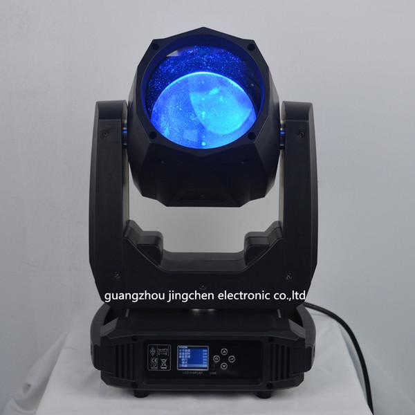 Il più nuovo 80w ha condotto la luce di lavaggio del punto del fascio della testa mobile 16/20 canale 14 colori 12 modelli di gobo