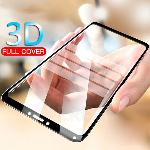 3D полное покрытие экрана протектор стекла На для Xiaomi Redmi 5 5A 5 Plus S2 6 6A 6 Pro закаленное защитное стекло Примечание 5A фильм